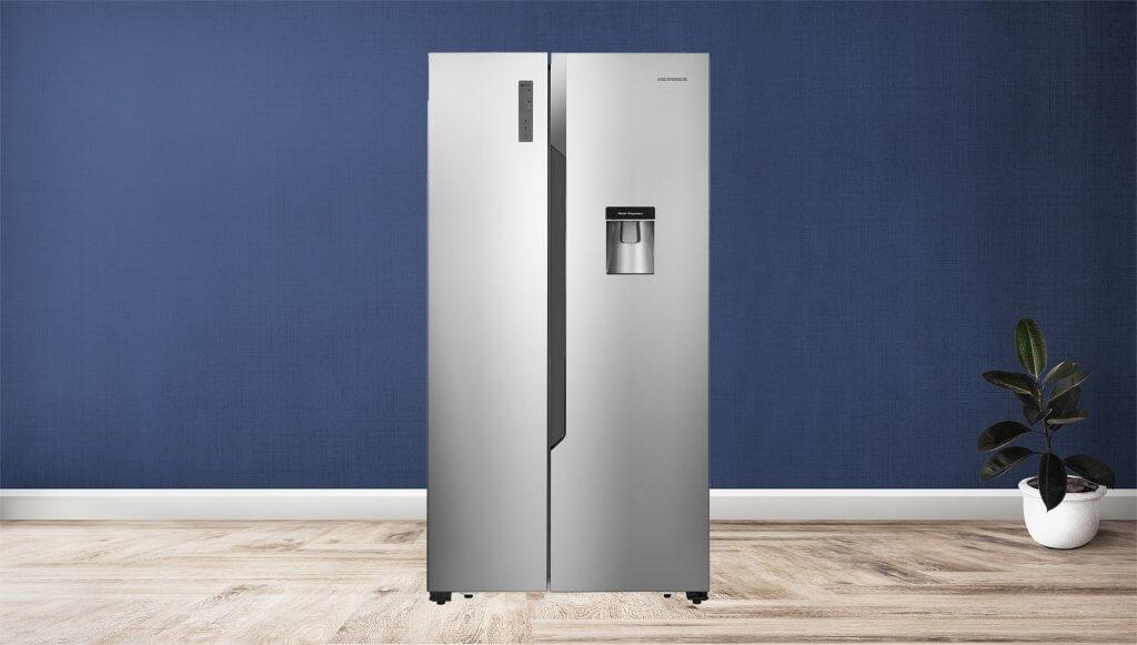 Heinner HSBS-520NFXWD cea mai buna recomandare de frigider side by side