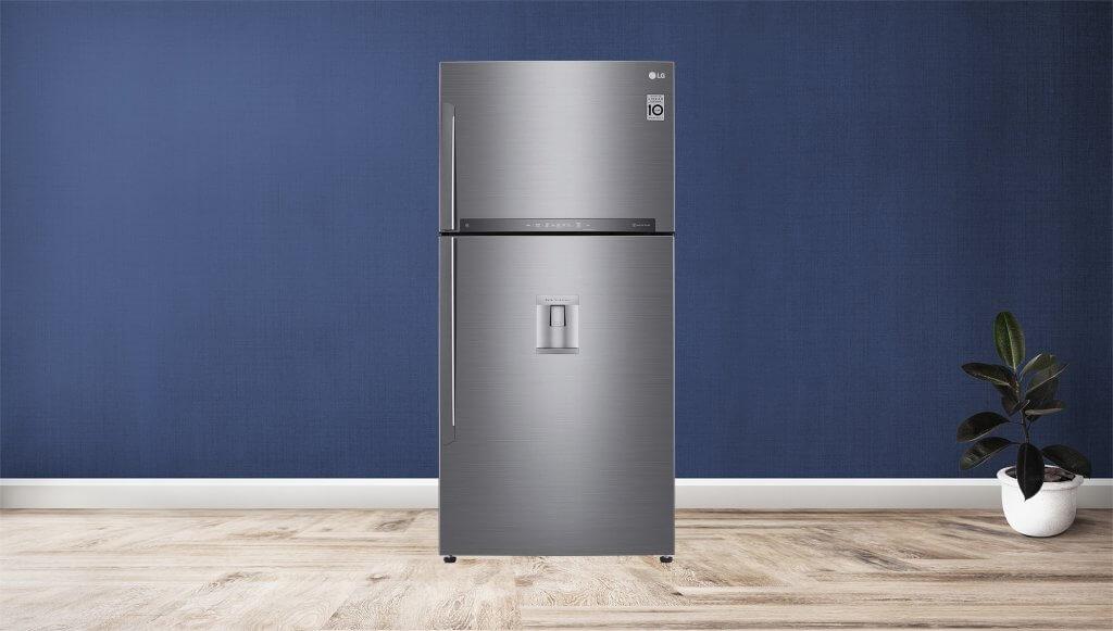 LG GTF916PZPZD cel mai mare frigider