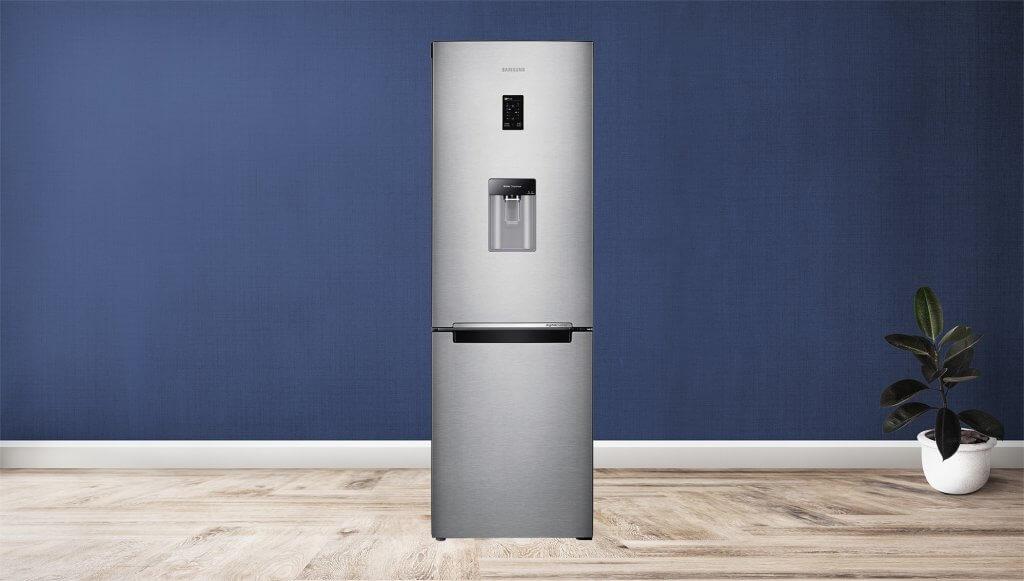 Samsung RB31FDRNDSA cea mai buna tehnologie no frost de pe un frigider
